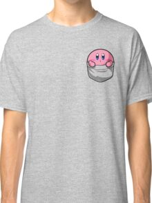 Pocket Kirby  Classic T-Shirt