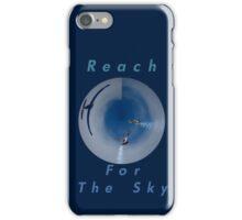 Reach For The Sky Design iPhone Case/Skin