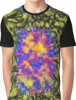 Psychedelic Smiles Graphic T-Shirt