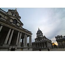 Greenwich Royal Hospital, London Photographic Print