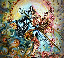 Shiva Shakti by Harsh  Malik