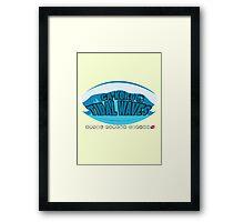 Ga-Koro Tidal Waves Framed Print