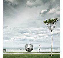 Your World Photographic Print
