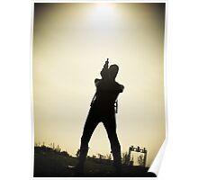 Ray Gun Zentai 2012 Set II Pic 07 Poster