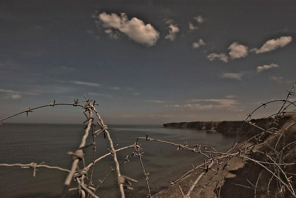 Pointe du hoc by Noze