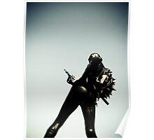 Ray Gun Zentai 2012 Set II Pic 12 Poster