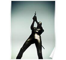 Ray Gun Zentai 2012 Set II Pic 13 Poster