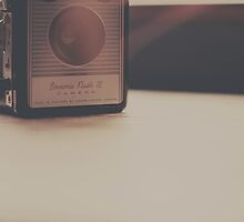Old vintage camera by Paisleypatches