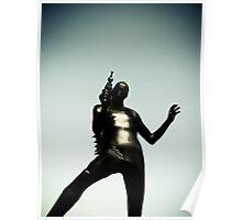 Ray Gun Zentai 2012 Set II Pic 14 Poster