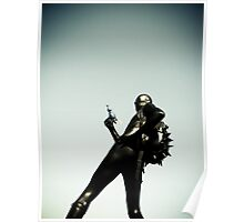 Ray Gun Zentai 2012 Set II Pic 15 Poster