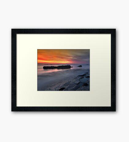"""""""Skerries"""" Framed Print"""