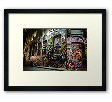 Youth projects Framed Print