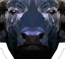 African Buffalo Sticker
