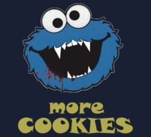 COOKIE MONSTER by Terry To