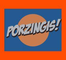 Porzingis! Kids Tee