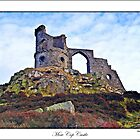 Mow Cop Castle by PHILI