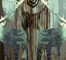 The Forest Spirits Sticker