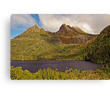 Cradle Mountain in Autumn Canvas Print