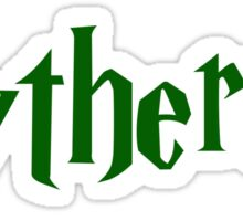 Slytherdor Sticker