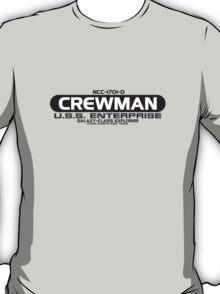 USS Enterprise NNC-1701-D T-Shirt