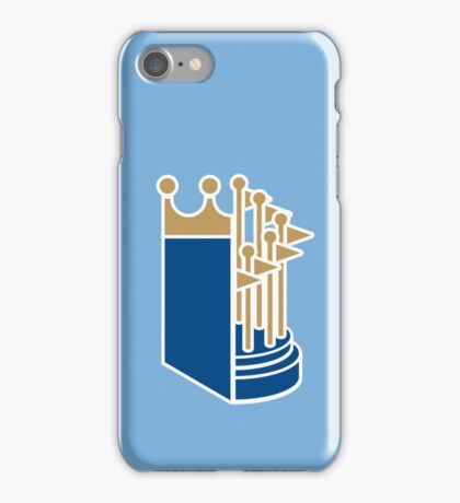 CROWNED iPhone Case/Skin
