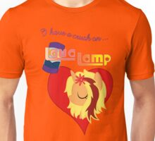 I have a crush on... Lava Lamp Unisex T-Shirt