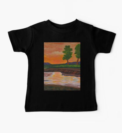 011 Landscape Baby Tee