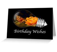 Flowering Bulb  Greeting Card