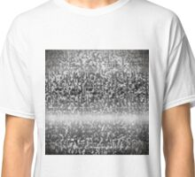 TV static noise Classic T-Shirt
