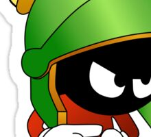 Marvin the Martian Sticker