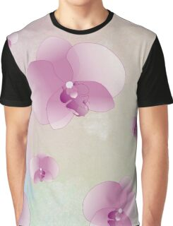 Orchid Mist Graphic T-Shirt