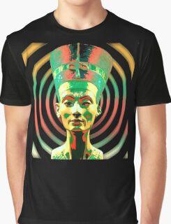 nefertiti Graphic T-Shirt