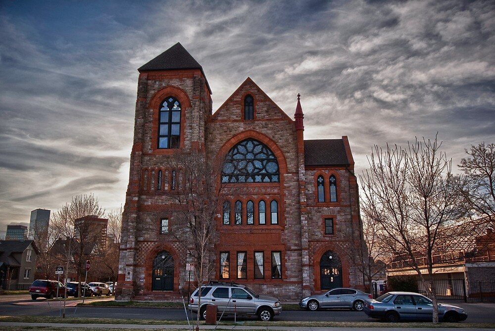 Methodist Episcopal Church by Adam Northam