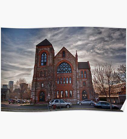 Methodist Episcopal Church Poster