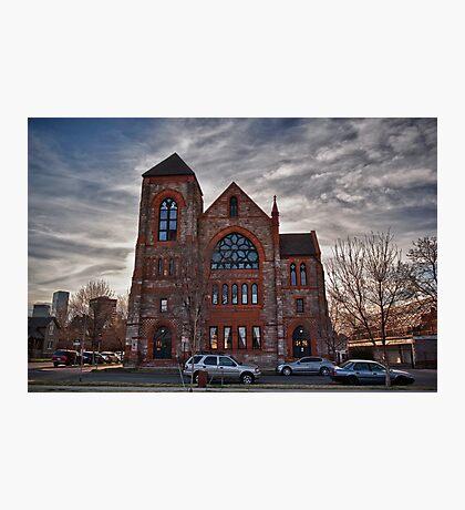 Methodist Episcopal Church Photographic Print