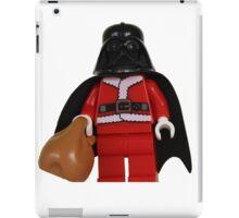 Santa Darth Vader iPad Case/Skin