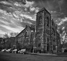 Methodist Episcopal B/W by Adam Northam
