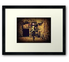 The Chains That Bind Us Framed Print
