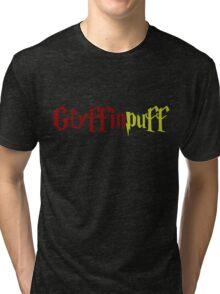 Gryffinpuff Tri-blend T-Shirt