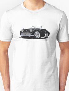 Triumph TR3A Black T-Shirt