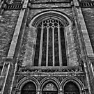 St. John's Cathedral B/W by anorth7