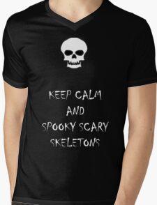 2 spoopy 4 u Mens V-Neck T-Shirt