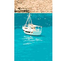 Greece Photographic Print