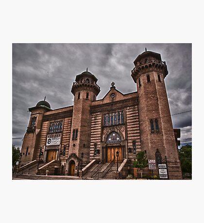 Pathways Church, Denver Photographic Print