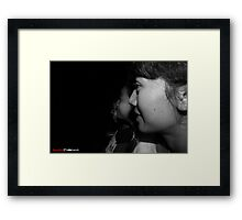 Natural Ekspretion  Framed Print