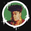 """Hip-Hop Icons: Roxanne Shanté"" by S DOT SLAUGHTER"