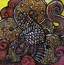 Fish Knot II by Lynnette Shelley