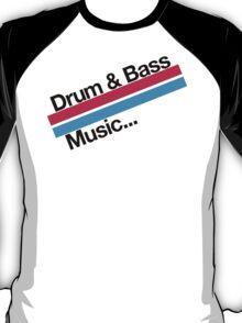 Drum & Bass F2 T-Shirt