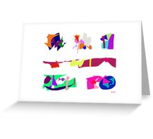 Assorted  Greeting Card