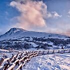 Flat Top Mountain by Adam Northam